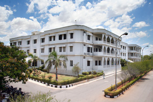 International Institute of Information Technology (IIIT) Hyderabad Building
