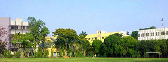 Jadavpur University Faculty of Engineering and Technology Campus