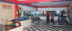 Jesus and Mary College Delhi Gymnasium