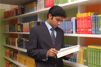 K R Mangalam School of Architecture and Planning Library