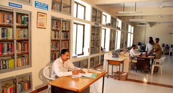 m s engineering college Library