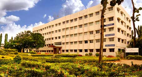 MVJ College of Engineering Building