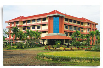 Rajagiri Centre for Business Studies Building