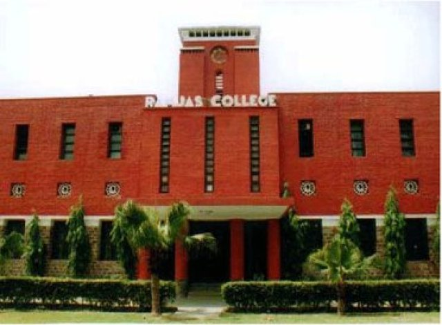Ramjas College Building