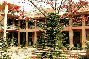 School of Biotechnology (SBT) Jawaharlal Nehru University (JNU) New Delhi Building