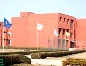Sri Guru Gobind Singh College of Commerce Delhi Building