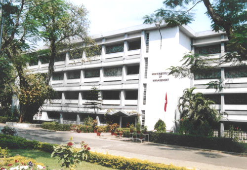 The Army Institute of Management Kolkata Buiilding