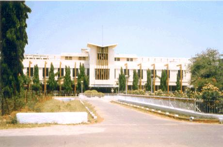Visvesvaraya National Institute of Technology (VNIT) Building