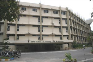Jawaharlal Nehru Architecture and Fine Arts University (JNAFAU) Building