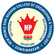 New Prince Shri Bhavani College of Engineering and Technology