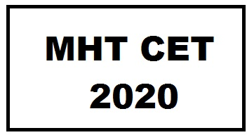 MHT CET 2020 Registration Start