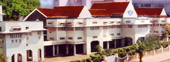 Bombay Scottish School, Mahim Building