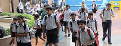 Dhirubhai Ambani International School Campus
