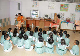 Delhi Public School, Nerul Audio Visual Room
