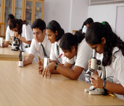 Delhi Public School, Nerul Science Lab