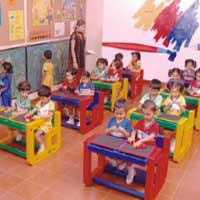 Jankidevi Public School Art and Craf Room