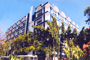 Lilavatibai Podar School Building