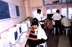 Maneckji Cooper Education Trust School Computer Lab