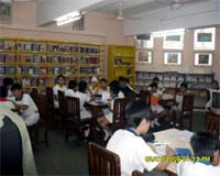 G D Somani Memorial School Library