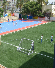 Bangalore International School Play Area
