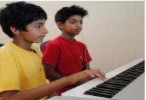 Canadian International School Music Class