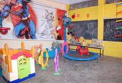 Holy Cross School Toy Room