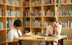 Indus International School Library