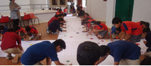 Mallya Aditi International School Art Room