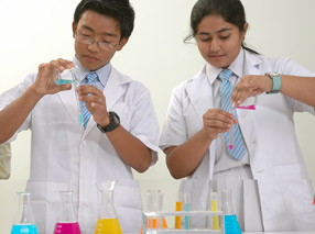 New Baldwin International School Science Lab