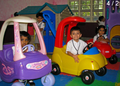 RMS International School Play Area