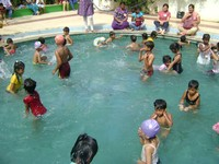 Vagdevi Vilas School Swimming Pool