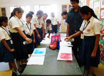 Cadila Zydus School Art Room