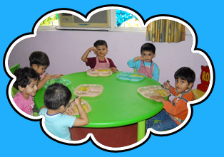 Bright Foundation Nursery School Canteen