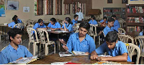Air Force Bal Bharati School Library