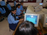 Air Force Bal Bharati School Computer Lab