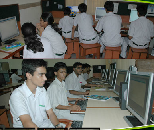 Delhi Public School Mathura Road Computer Lab