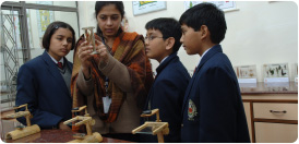 Amity International School, Saket Art Room