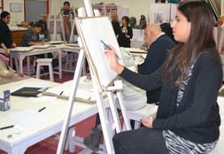 British School, Delhi Art Room