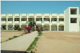 Ganga International School Building
