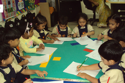 DRS International School Art Room