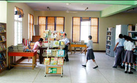 Sanskar School Library