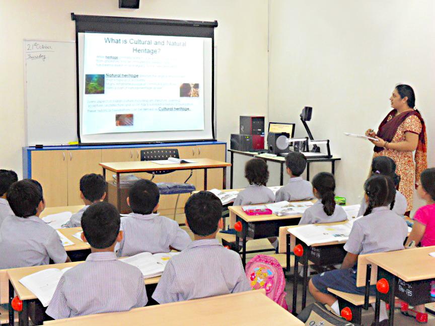 Classroom Design Aids Student Learning : Podar world school jaipur admissions address fees