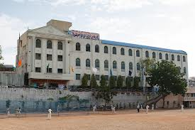 All Saints high school hyderabad Building