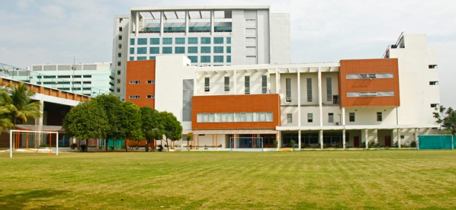 American International School Chennai Campus