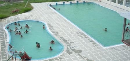 North Point Senior Secondary Boarding school Swimmig Pool