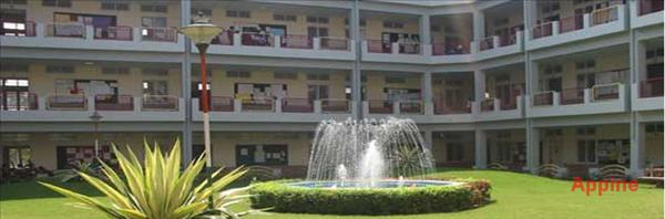 Silver Oaks School Hyderabad Building