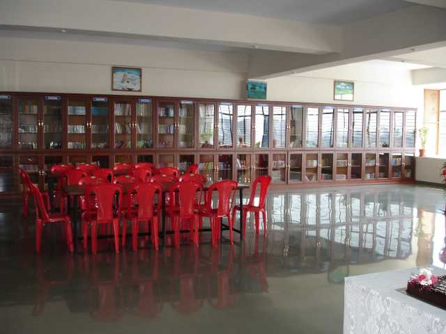 The Bishops School library