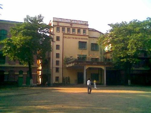 The Calcutta Boys School Building