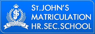St Johns Matriculation Higher Secondary School