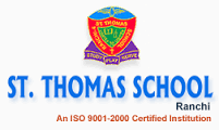St Thomas School, Ranchi